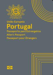 Passaporte Eletronico Portugues Viagem Ao Patrimonio